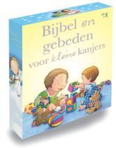 Bijbel en gebeden voor kleine kanjers