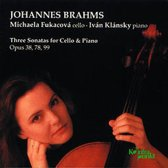 Brahms: 3 Sonatas For Cello And Piano