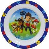 Kinder ontbijtbord Paw Patrol 22 cm