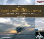 Mozart: Requiem/Messe C-Moll