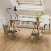 Egger Laminaat vloerplanken 39.8 m² 8 mm Oak Trilogy Natural