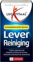 Lucovitaal - Leverreiniging - 60 capsules - Voedingssupplement