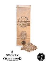 Smokey Olive Wood - Rookmot – 300ml, Steeneik - Rookmeel fijn ø 0-1mm