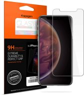 Spigen Glas tR Slim Apple iPhone X Tempered Glass - 057GL22105