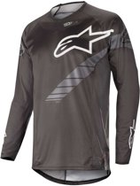 Alpinestars Crossshirt Techstar Graphite Black/Anthracite-S