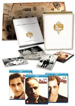 The Godfather Trilogy (40th Anniversary Blu-ray Boxset)