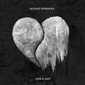 CD cover van Love & Hate van Michael Kiwanuka
