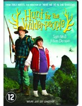 DVD cover van Hunt for the Wilderpeople