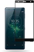 Sony Xperia XZ2 Full-Cover Tempered Glass - Zwart