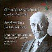 Sir Adrien Boult Conducts Walton