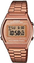 Casio Collection B640WC-5AEF - Horloge - Staal - Rosékleurig - Ø 30 mm