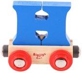 Bigjigs - Rails - Naamtrein - Letter H
