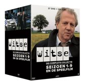 Witse Complete Collectie 1-9 incl de film