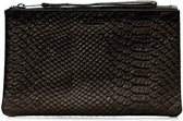 MYOMY Essentials Clutch small - Anaconda Black