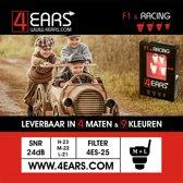4EARS F1 and Racing Oordoppen Grandprix | Gehoorbescherming Formule 1 | Oordopjes Circuit