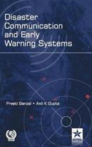 Disaster Communication and Early Warning Systems