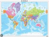 The World Of Maps - 100 Cm - Multicolor