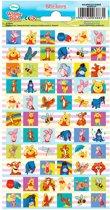 Stickers Winnie De Pooh Mini