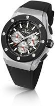 TW Steel CEO Tech CE4020 - Horloge - David Coulthard  - 48 mm - Zwart