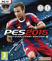 PES 2015 - Windows