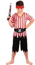 Piraten pak voor jongens - Verkleedkleding