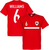 Wales Banner Williams T-Shirt - XS