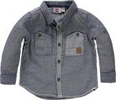 jongens Blouse Tumble 'N Dry jongens Blouse - Blauw - Maat 68 8719047121150