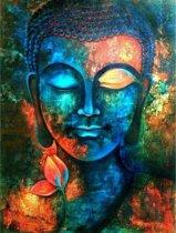 Diamond Painting - Boedha - 30 x 40 cm - Maak de mooiste schilderijen helemaal zelf