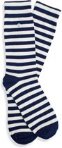 Harbour Stripes Off White/Navy,