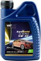 Kroon-oil VatOil SynGold LL-III Plus 5W30 Longlife LL / C3 1LTR