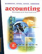 Accounting Concepts and Applications