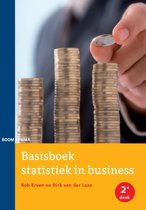 Basisboek statistiek in business