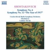 Shostakovich: Symphonies 6&12