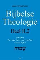 Bijbelse theologie II-2 Sjemot