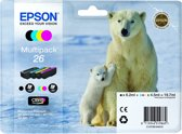 Epson 26 - Inktcartridge / Multipack
