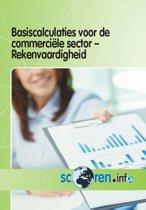 Basiscalculaties voor de commerciele sector Rekenvaardigheid