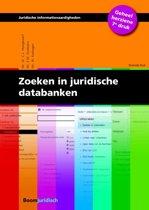 Boek cover Zoeken in juridische databanken van C.L. Hoogewerf (Paperback)