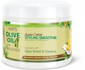 ORS Olive Oil For Naturals Butter Crème Styling Smoothie 340 gr