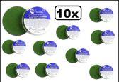 10x Superstar Groen 16 gram  Voordeel verpakking