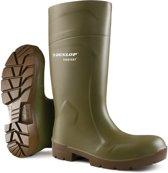 Dunlop Laarzen FoodPro Purofort MultiGrip Safety veilgheidslaars S4 groen (CA61831) maat 41