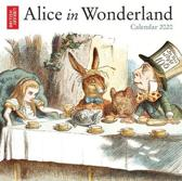 British Library - Alice in Wonderland Mini Wall calendar 2020 (Art Calendar)