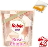 Robijn Capsules 2 in 1 Rosé Chique Wascapsules - 3 x 14 wasbeurten