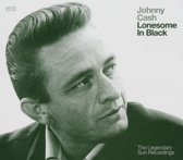Johnny Cash - Lonesome In Black