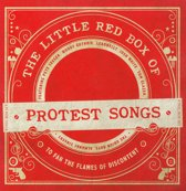 Various - The Little Red Box Of Protest