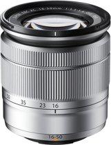 Fujifilm XC16-50mmF3.5-5.6 OIS II MILC/SLR Ultra-telefoto-zoomlens Zilver