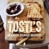 Boek cover Tostis van Laura Washburn (Hardcover)