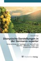 Dionysische Darstellungen in Der Germania Superior