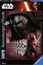 Ravensburger Star Wars the Force awakens - Puzzel van 500 stukjes