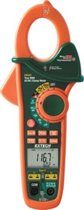 Extech EX623 400A AC/DC stroomtang + contactloze spanningsdetector en infrarood thermometer
