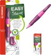 STABILO EASYergo 3.15 L roze/lila + 6 refills